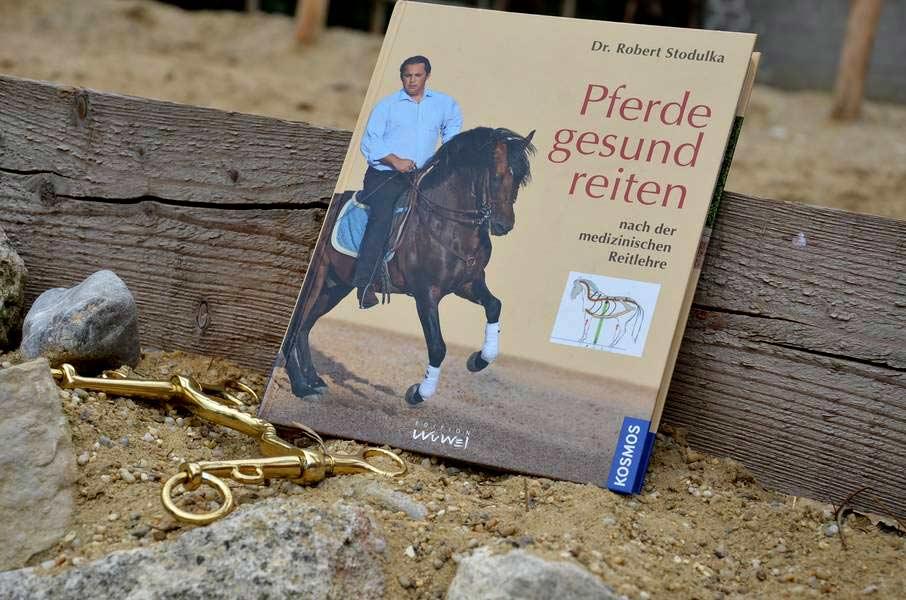 Pferde gesund reiten - Buch